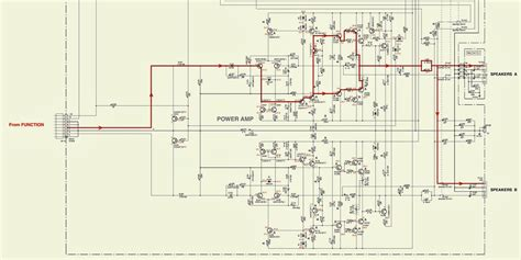 circuit diagram yamaha ax 596 power schematic circuit diagram