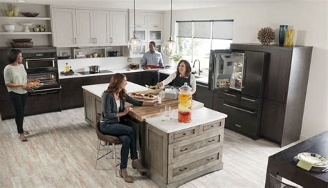 Best French Door Refrigerator Brand - could this new kitchen finish replace stainless steel reviewed com refrigerators