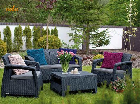 muebles de jardin baratos  conjuntos mesas  sillas
