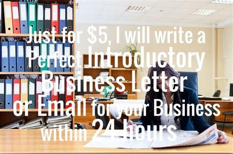 Impressive Business Introduction Letter write an impressive business introduction letter or email
