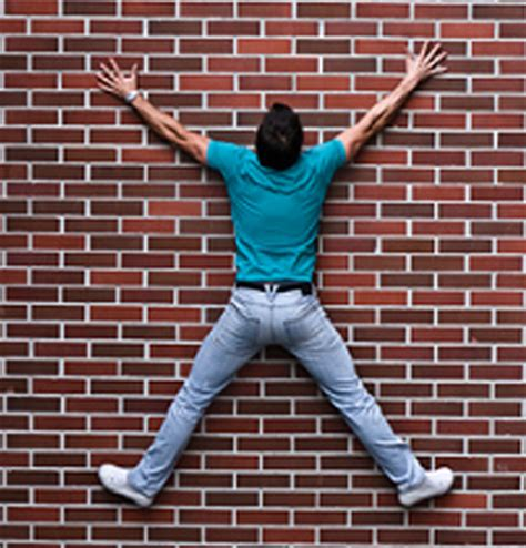 Don T Wait Until You Hit The Wall Career Wise Brick Wall Meaning