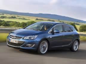 Opel Astra 5 Door Hatchback Astra Hatchback 5 Door J Facelift Astra Opel
