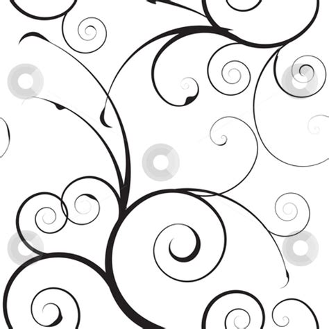 simple pattern swirl simple swirl background pattern www pixshark com
