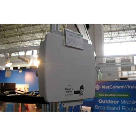 Modem Wifi Outdoor netcomm wireless wntd 4243 outdoor td lte cpe router