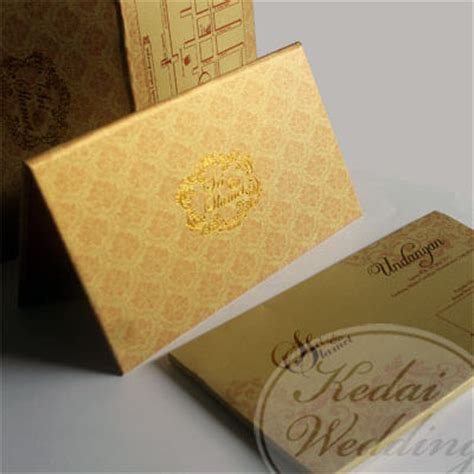 desain undangan pernikahan warna gold undangan pernikahan warna gold emas undangan pernikahan