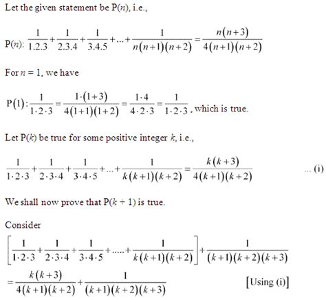 principle of mathematical induction for class 11 worksheet on principle of mathematical induction worksheet 4 12 induction5 principle of