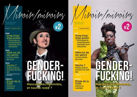1291758917 genderfucking masculinites feminites et tout mercredi 26 f 233 v soir 233 e de lancement revue miroirs