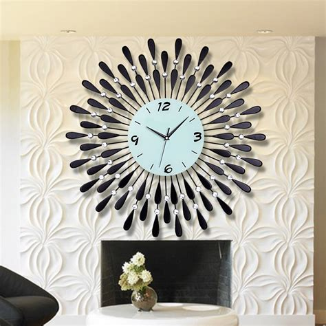 unique decorative clocks clocks decorative kitchen wall clocks extra large