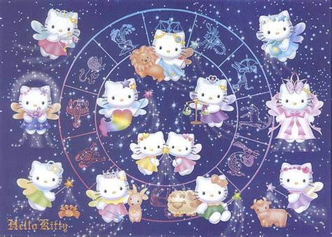hello kitty zodiac wallpaper hello kitty zodiac which sign are you kittyloaded