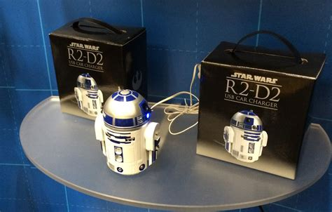 r2d2 phone charger wars r2 d2 car charger think wars car