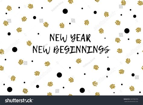 new year greeting card text new year greeting card text black stock vector 545706703