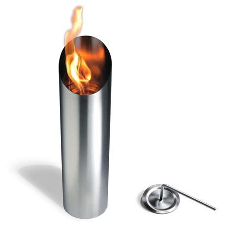 bioethanol feuerschale edelstahl feuerstelle bio ethanol feuers 228 ule gartenfackel