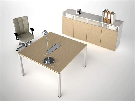Square Meeting Table Asterisco In Square Meeting Table By Estel