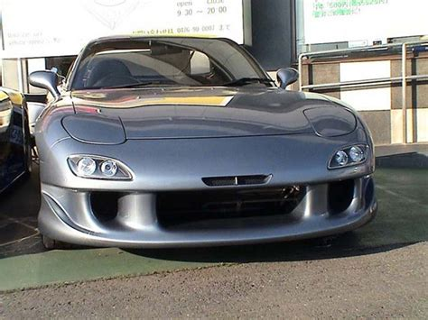 mazda rx7 front bumper re amemiya ad facer n1 02 model front bumper mazda rx 7