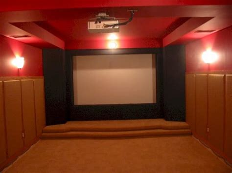 Home Theater Karaoke home theater karaoke stage setup i want this in my house someday theater