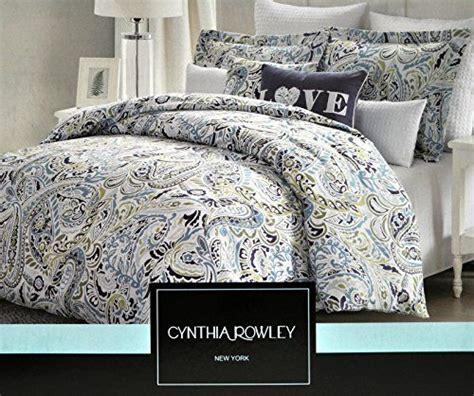 cynthia rowley paisley bedding cynthia rowley navy blue aqua paisley green king duvet