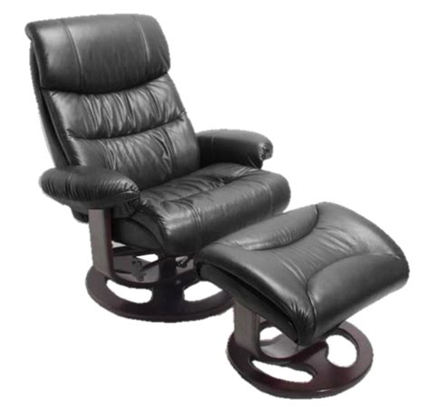 barcalounger recliner with ottoman barcalounger dawson frton brown leather pedestal