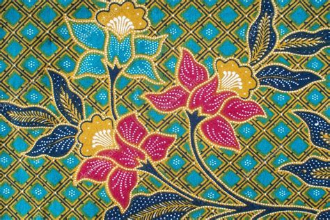indonesian pattern design beautiful indonesia floral batik patterns motifs stock