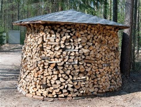 Firewood Rack Roof by Firewood Storage Photo Contest