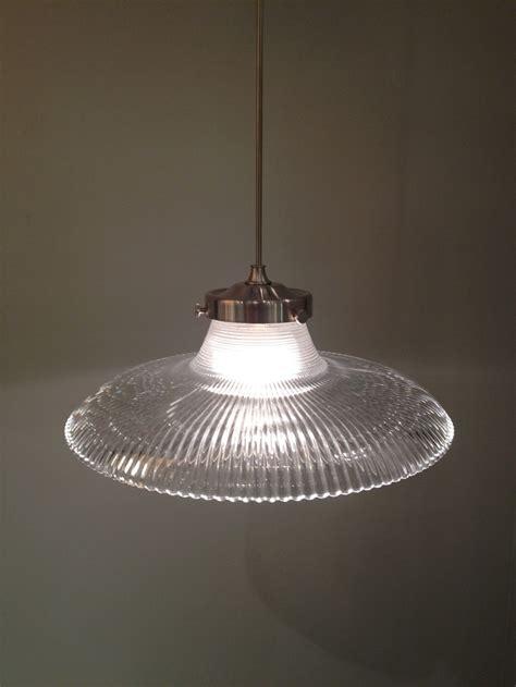 Pendulum Lights by Fluted Glass Pendulum Light Lighting