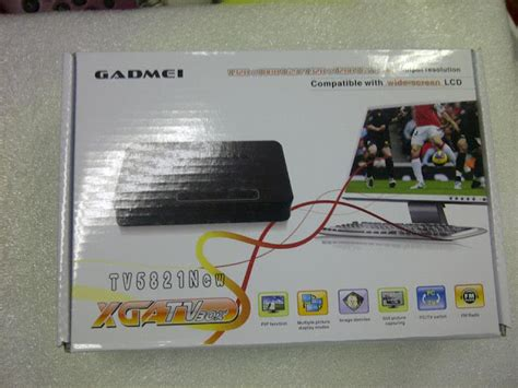 Tv Tuner Gadmei 3860e Vga Tv Box driver usb tv box gadmei utv 330 liabucri198213