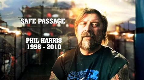 deadliest catch phil dies episode deadliest catch phil harris last episode