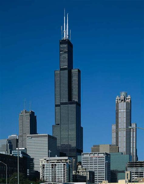 sears tower the long1970s the 40th anniversary of the sears tower original
