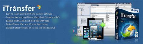 Leawo Giveaway - leawo itransfer giveaway free iphone ipod ipad transfer software megaleecher net