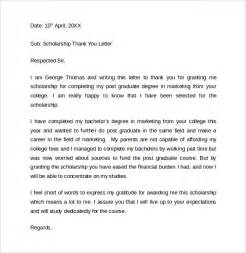 grant thank you letter template grant thank you letter template