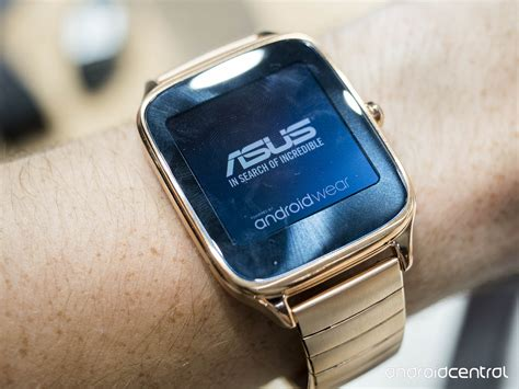 Asus Zenwatch 2 zenwatch 2 a second look at asus second android wear