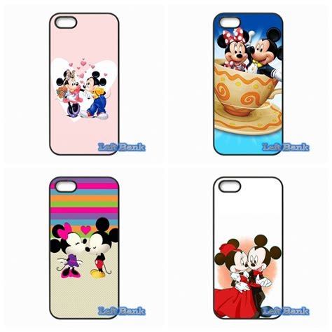 Mickey And Minnie Mouse X2685 Xiaomi Mi5 Mi 5 Casing Premi minnie mouse bank promotion shop for promotional minnie