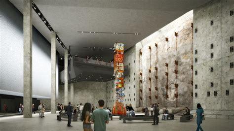 zero one design center at last 9 11 world trade center museum unveiled