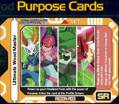 megaman starforce 3 white card template noise kaizou gear mmkb the mega knowledge base