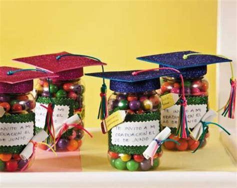graduaciones ideas caramelos de souvenir