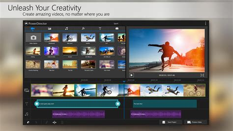 vidio editor apk powerdirector editor apk free media android app appraw