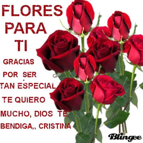 las mas hermosas fotos de rosas con poemas de amor flores para ti picture 125382821 blingee com