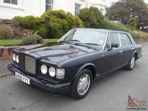 1989 Bentley Turbo R 1989 Bentley Turbo R Label 6750 V8 Auto Fuel Injection