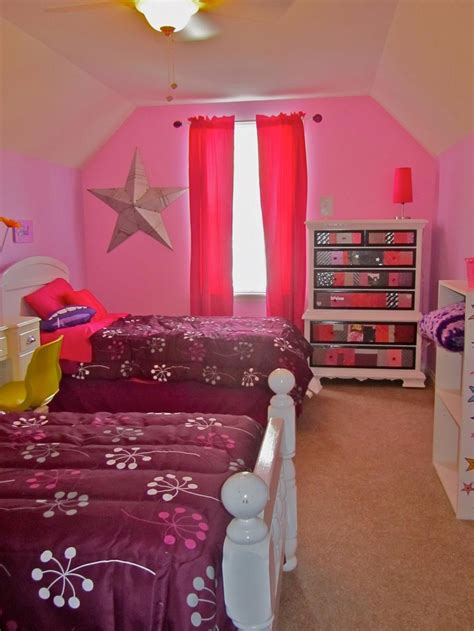 pink and purple room for room ideas
