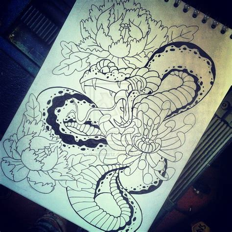 tattoo designs snakes traditional japanese snake designs japanese snake