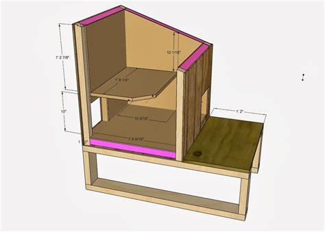 cat house plans 17 best 1000 ideas about cat house plans