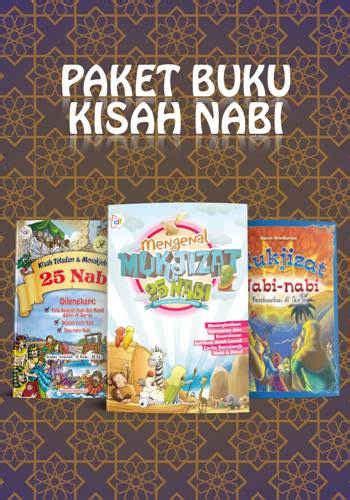 Paket Buku By Toko Trubus Id paket buku kisah nabi toko buku buku laris