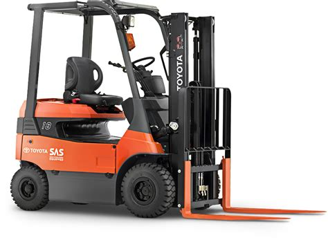 Toyota Electric Forklift Electric Pneumatic Forklift Toyota Forklifts