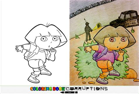 coloring book corruptions http coloringbookcorruptions border coloring book corruptions