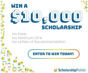 Win Scholarship Money - scholarship points an easy way to win college scholarships