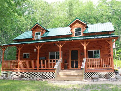 amish home plans affordable cabin home plans