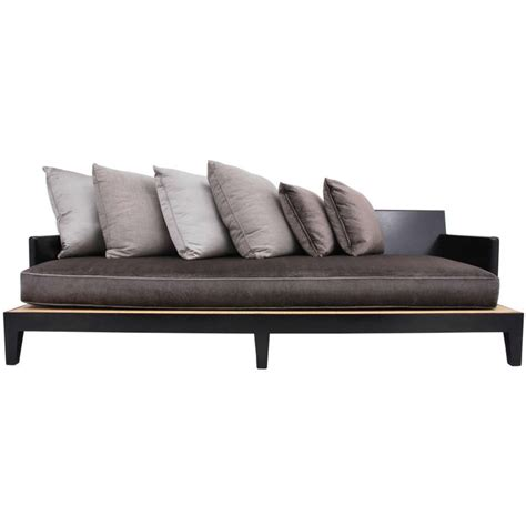 christian liaigre sofa daybed on antique row west palm