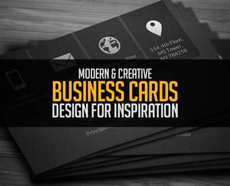 graphic design business at home modern business cards design 26 creative exles
