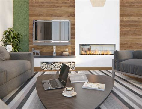 See Through Opti Myst Electric Fireplace Available From See Through Electric Fireplace