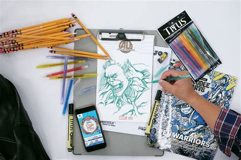 titus doodle contest dg manila titus pens battle of the chions