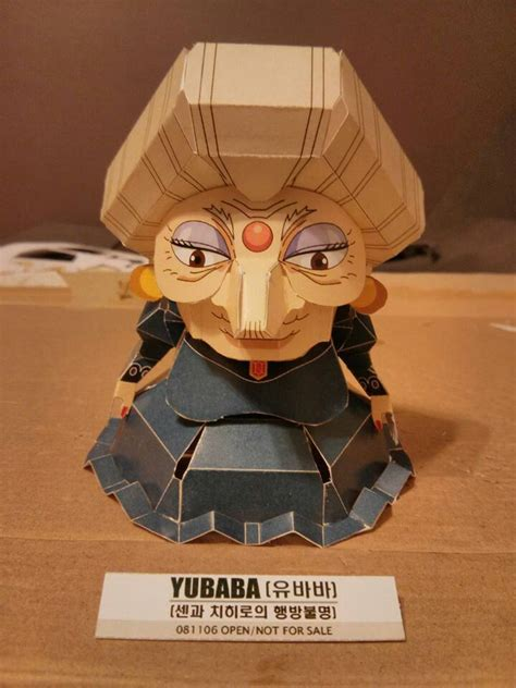 Ghibli Papercraft - 127 best images about papercraft on studio